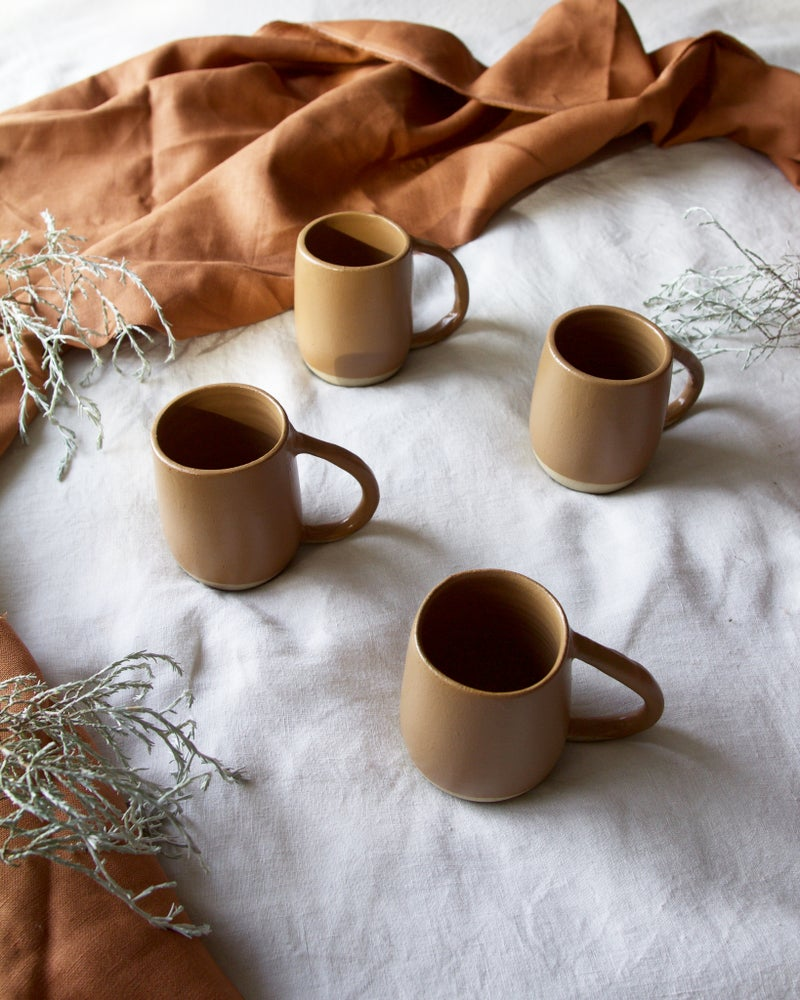 Image of Earth Coffee Mugs