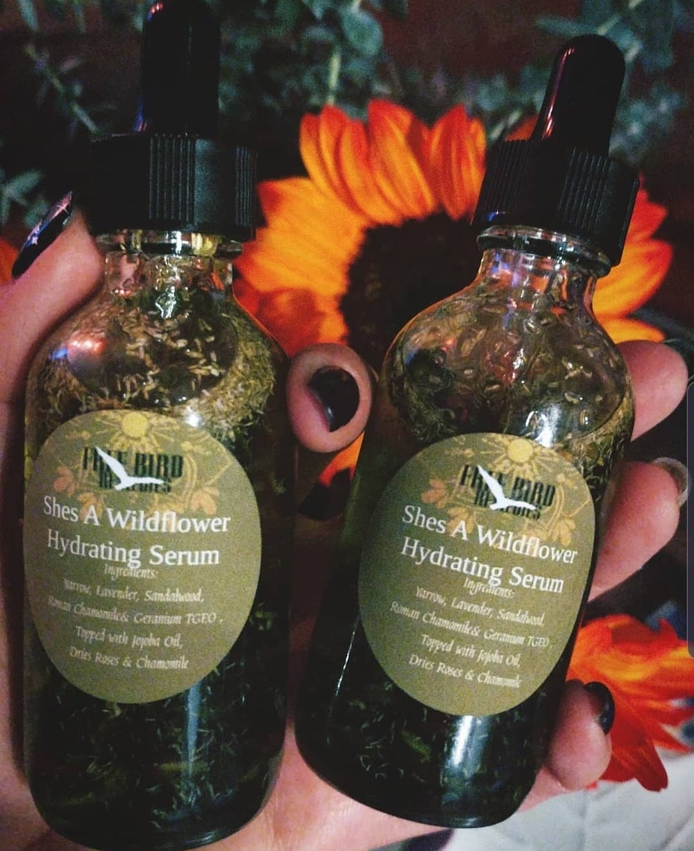 Image of She's A WildFlower Hydrating Serum