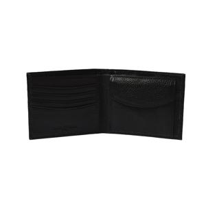 Image of Kasey Mens Wallet - Black, Blue