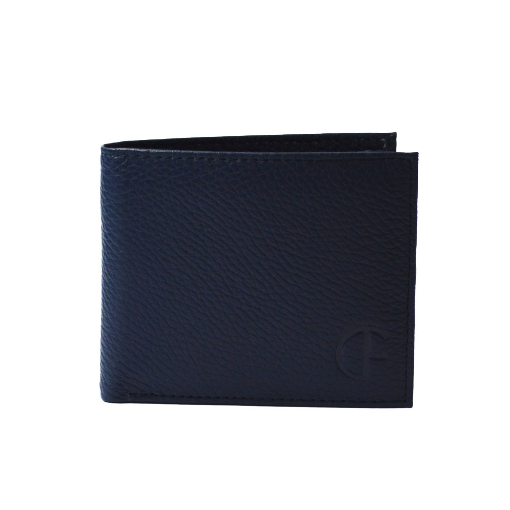 Image of Kasey Mens Wallet - Black, Blue