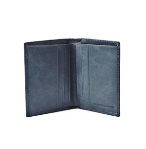 Image of Thomas Mens Wallet - Black, Blue