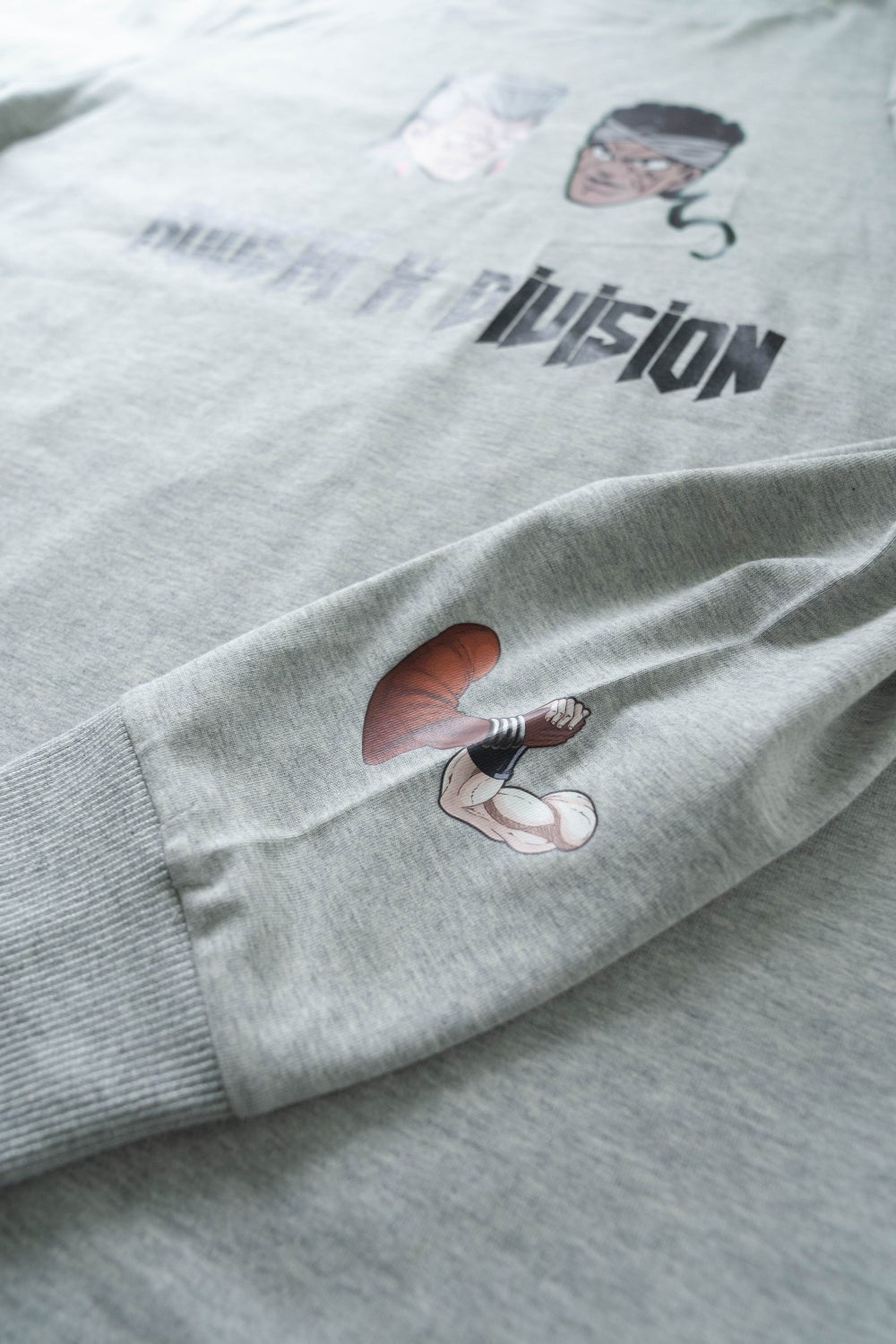 Image of Rooshi X Death Division Grey