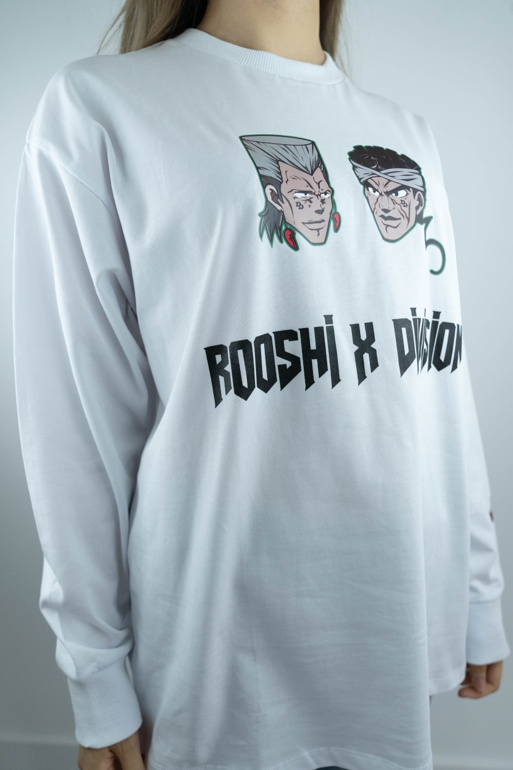 Image of Rooshi X Death Division White