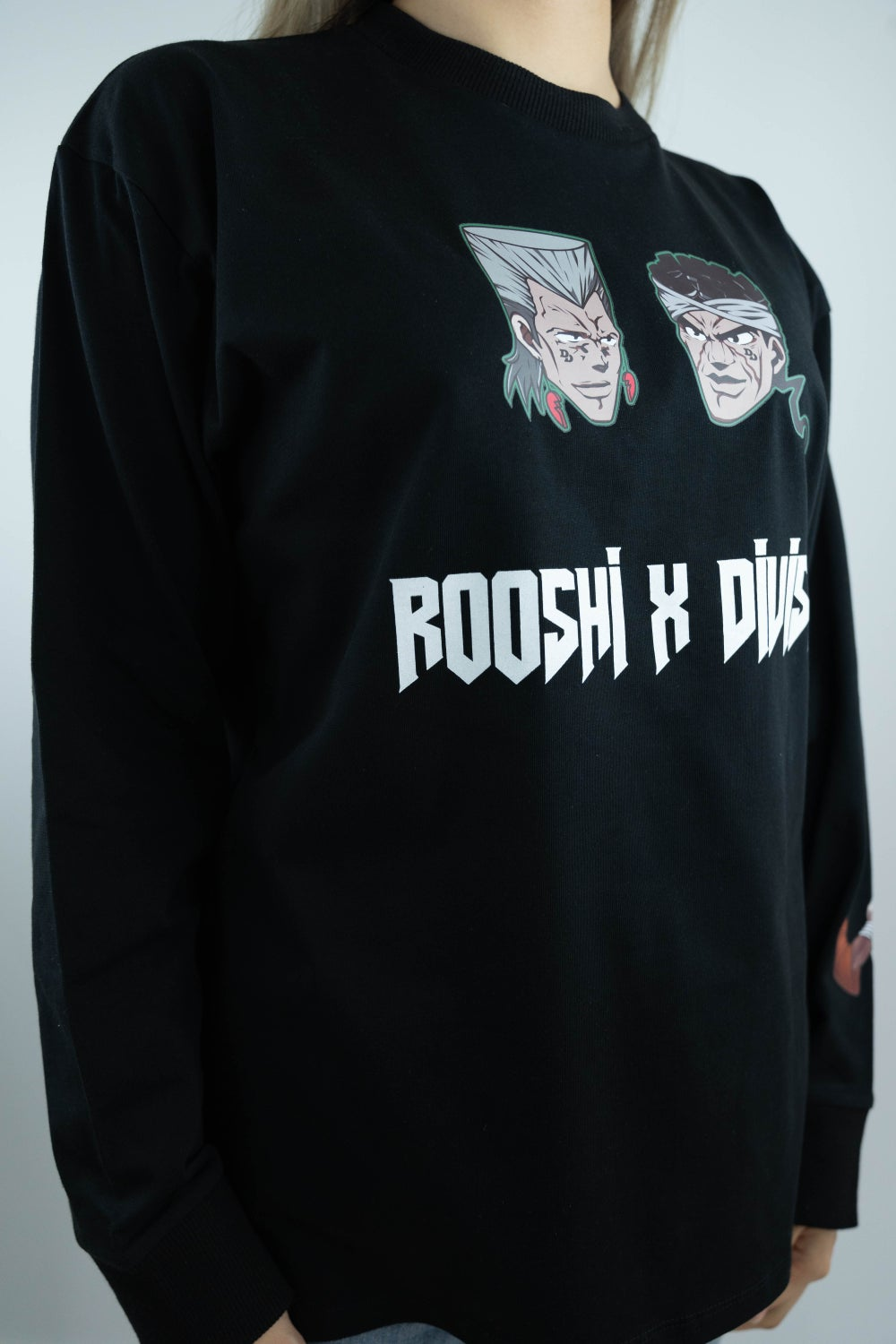 Image of Rooshi X Death Division Black