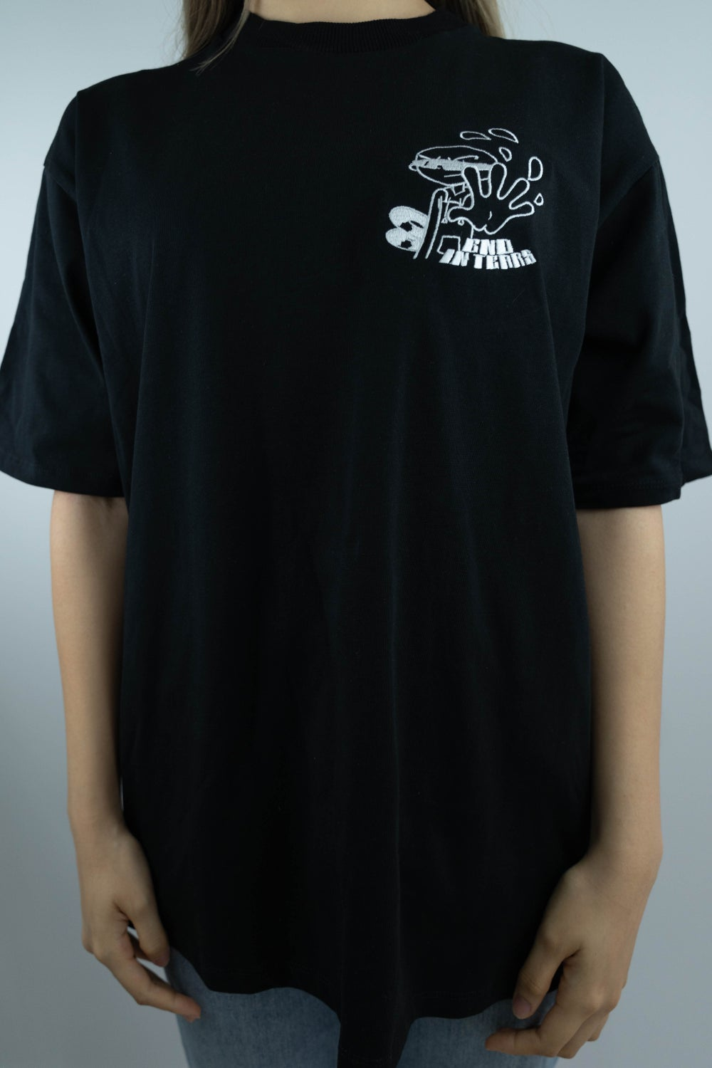Image of Rooshi X End In Tears Black