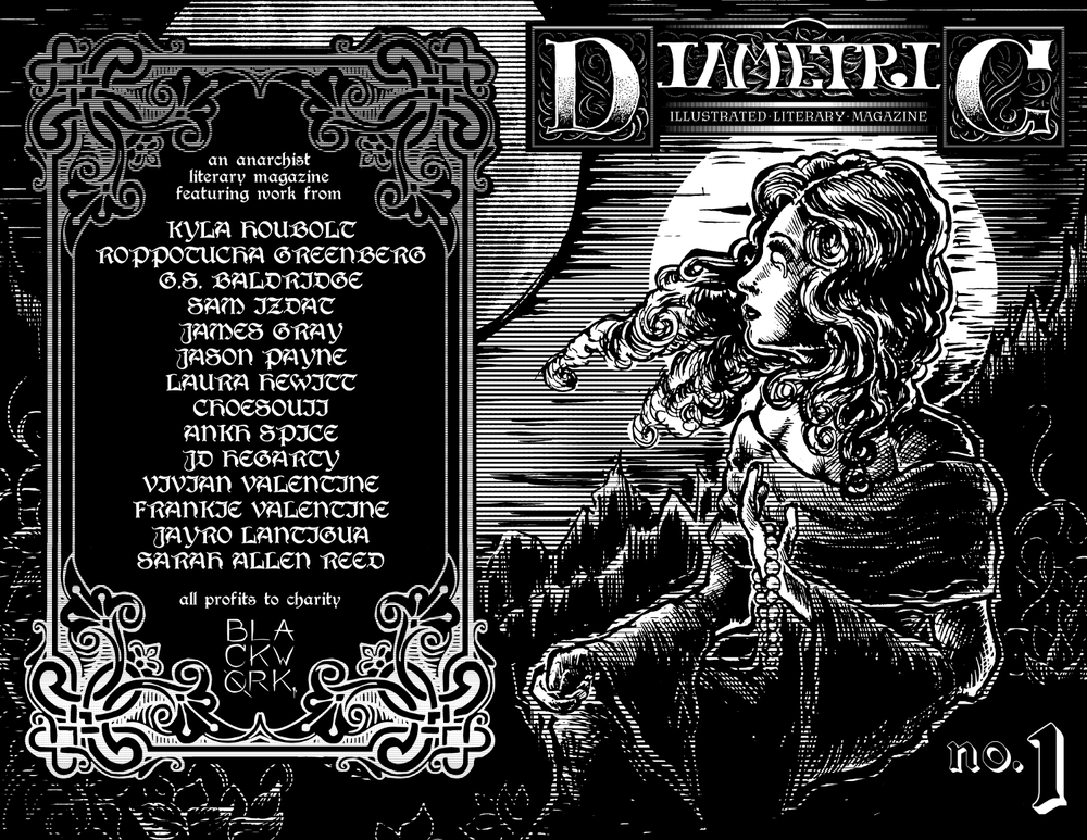 Image of DIAMETRIC Issue 1
