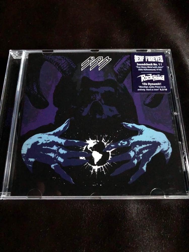 Image of CD - Svbversvm