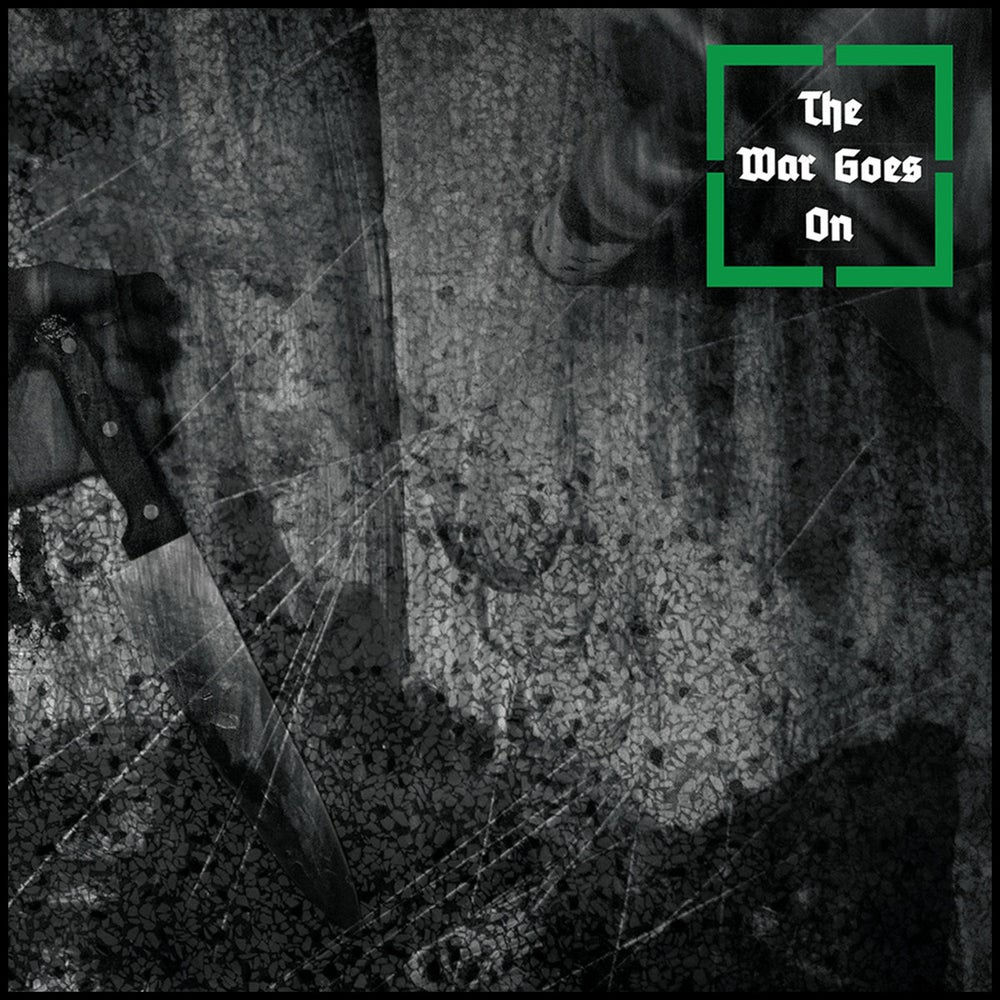 """Image of THE WAR GOES ON """"S/T"""" LP"""