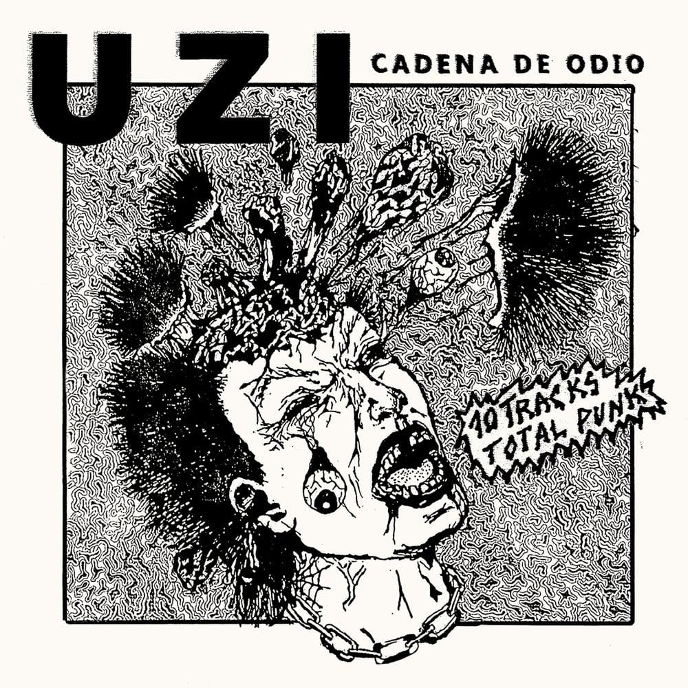 """Image of UZI """"Cadena de Odio"""" 12"""""""