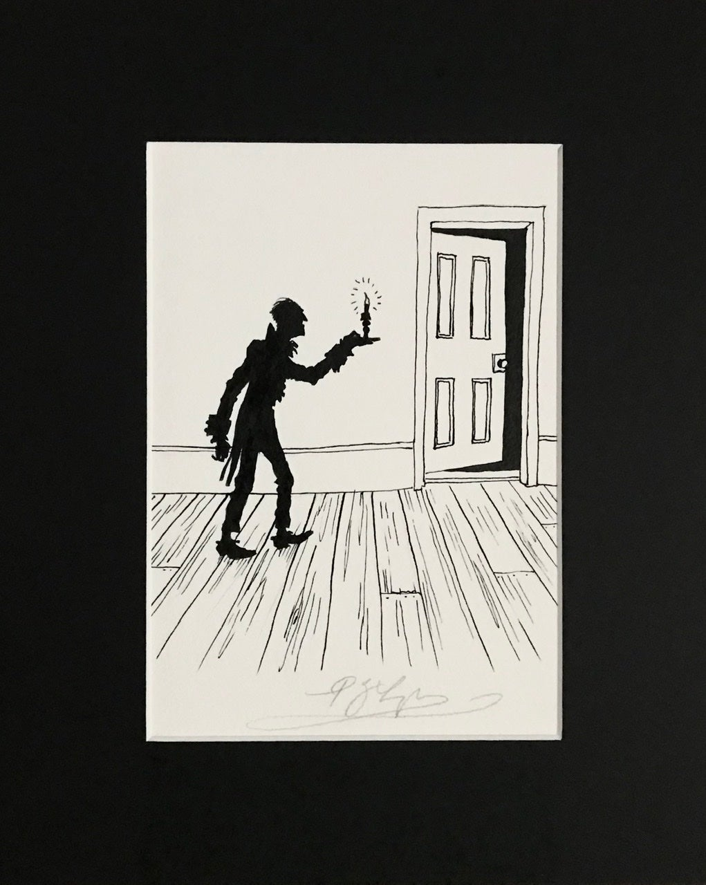 Image of Ebenezar Scrooge