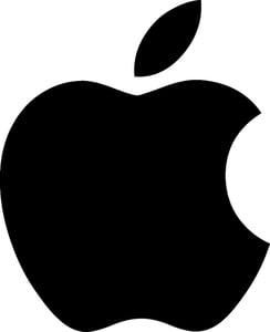 Image of Apple mac logo