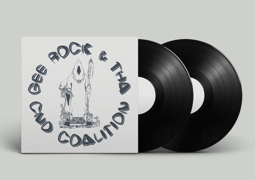 Image of Gee Rock & Tha CND Coalition - Tha Untouchable Test Pressing package