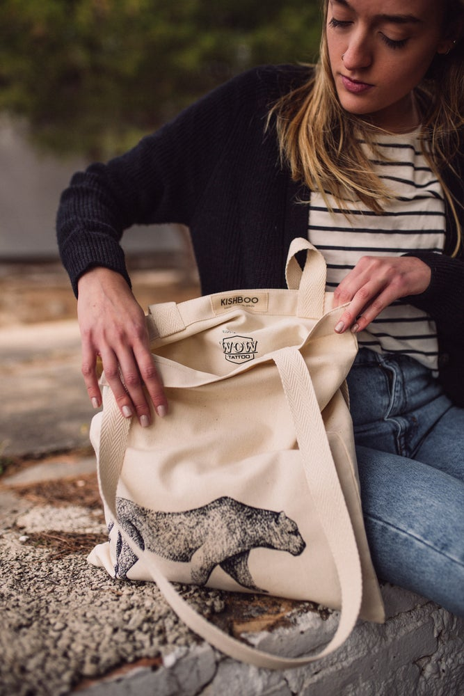 Image of PUMA - TOTE BAG
