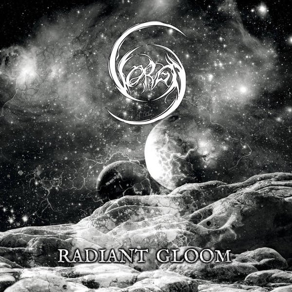 "Image of VORGA ""radiant gloom"" LP"