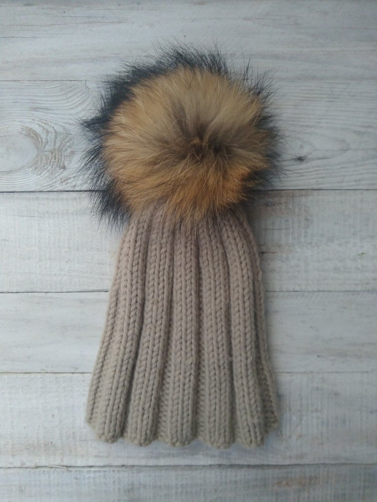 Image of Gorro canalé Antes 22€ ahora 18.70€