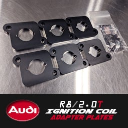 Image of PROJECTB5 - AUDI R8/2.0T Ignition Coil Adapter Plates