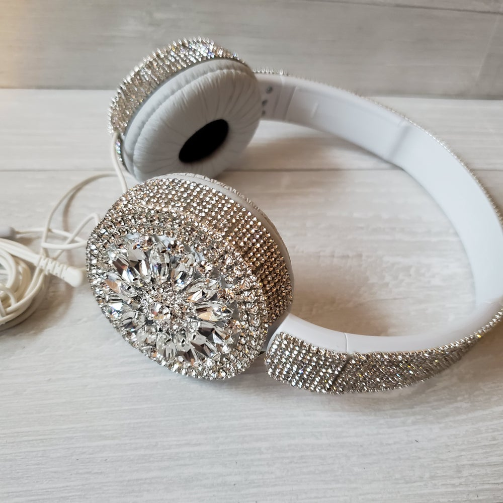 Image of 'Lauren' Bling Headphones