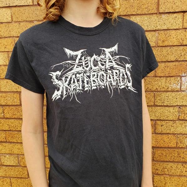 Image of Zucca Black Metal Tee