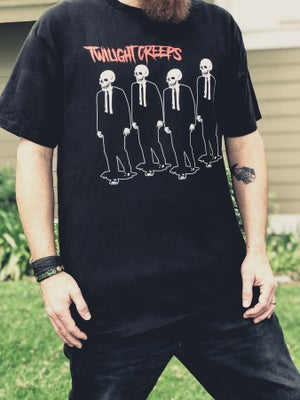Image of Classic Twilight Creeps T-Shirt (Unisex)