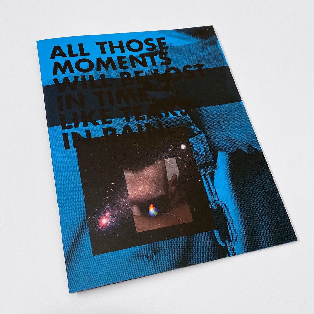 Image of ALL THOSE MOMENTS