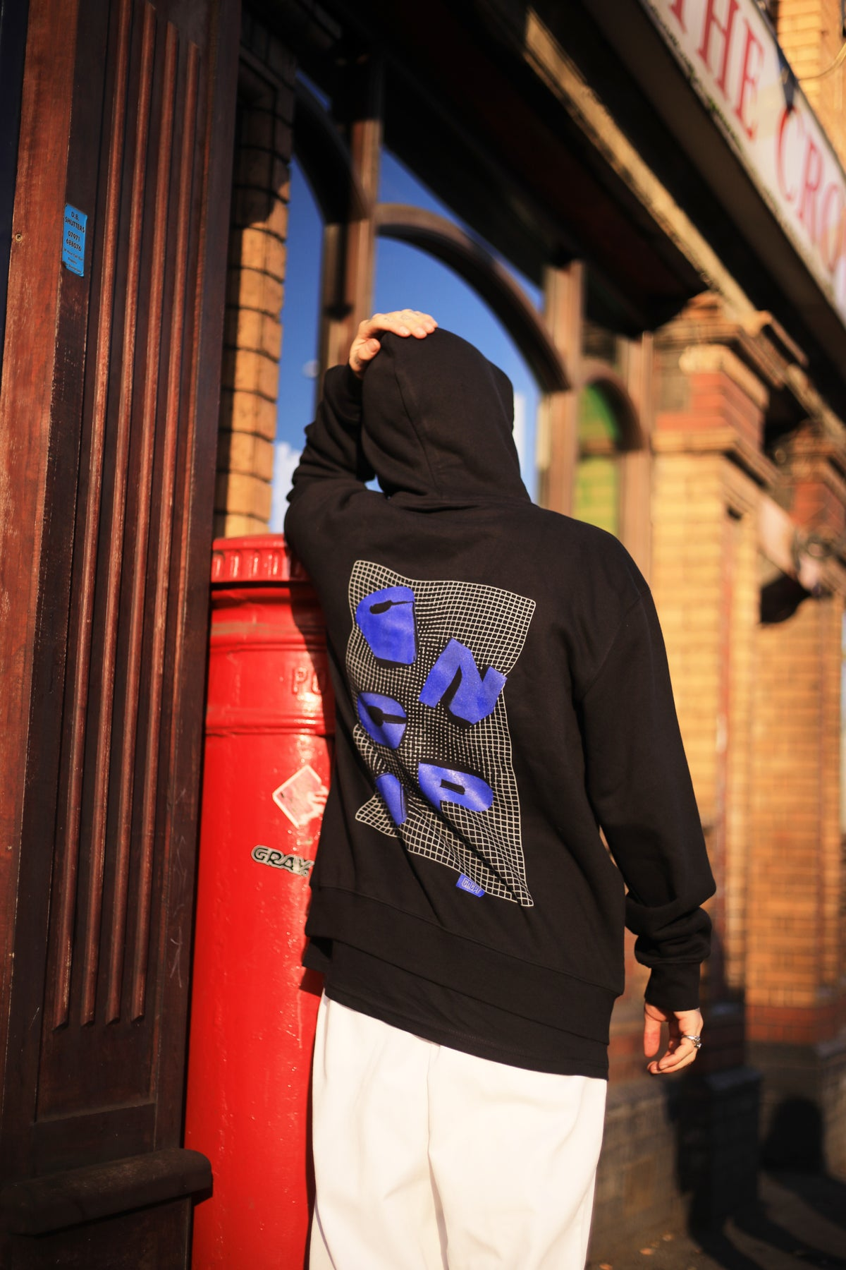 Image of CNCPT X THE AJM Hoody