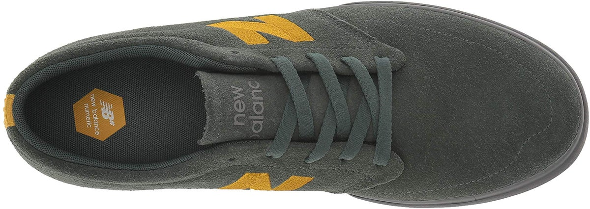 Image of ZAPATILLA NEW BALANCE NUMERICS NM345OVG COMBAT EN LIQUIDACION