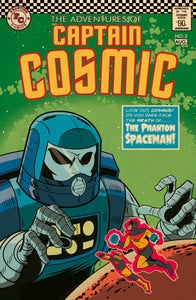 Image of The Adventures of Captain Cosmic #3 (PRINT EDITION)