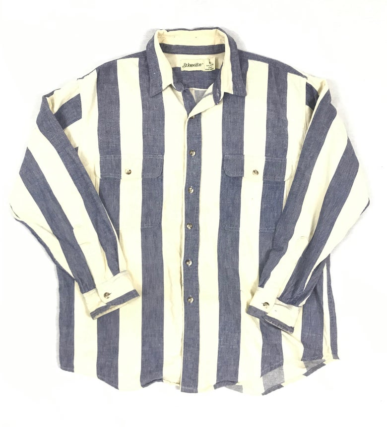 Image of Vintage Saint Johns Bay Button Down XL (Pre-Owned)