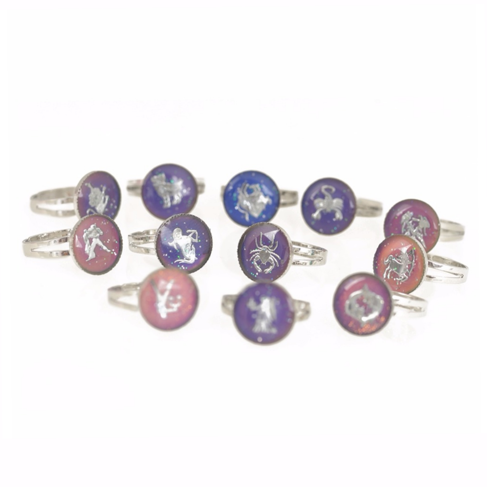 Image of ASTROLOGY SIGN MOOD RING