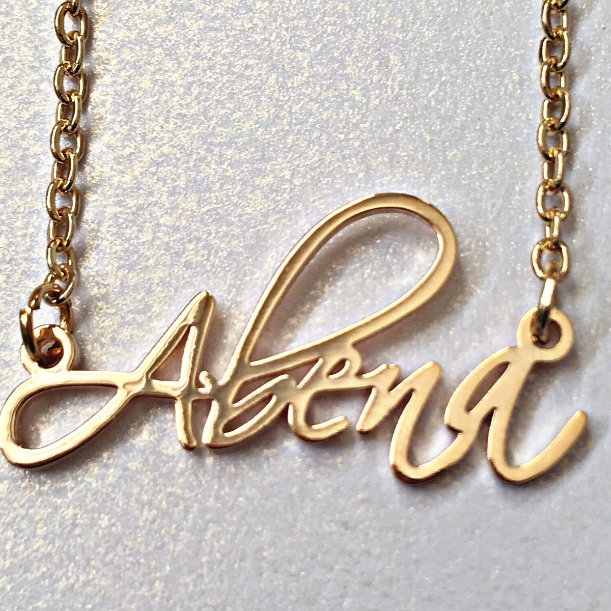 Image of ZEAL WEAR YOUR DAY NECKLACE - ABENA (TUESDAY)