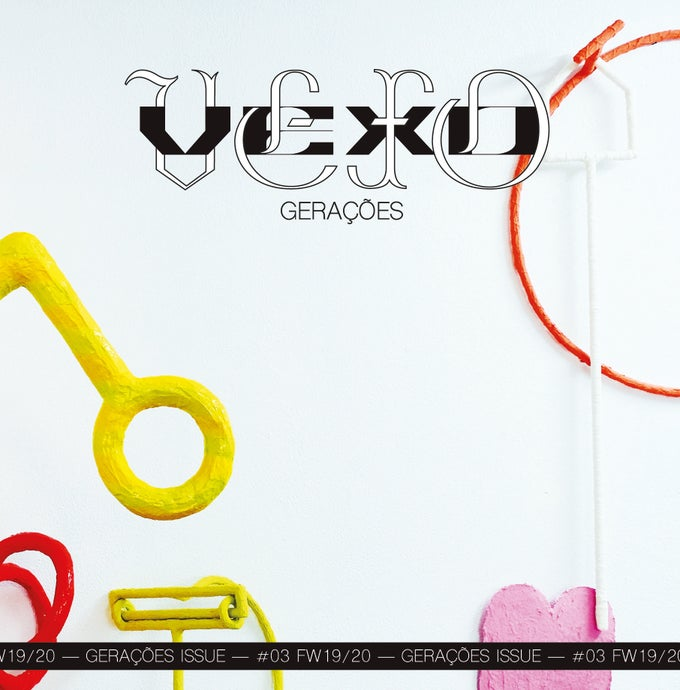 Image of VEXO #03 FW 19/20 GERAÇÕES