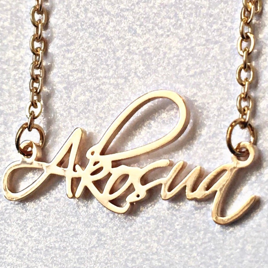 Image of ZEAL WEAR YOUR DAY NECKLACE - AKOSUA (SUNDAY)