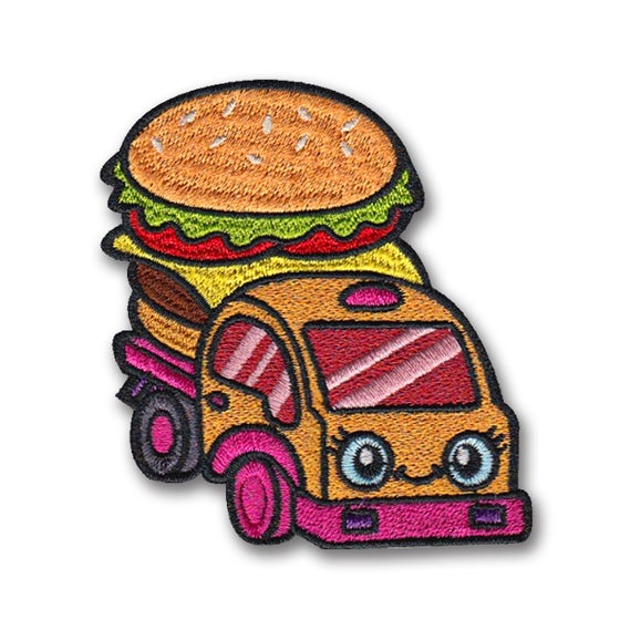 Image of Burger Truck