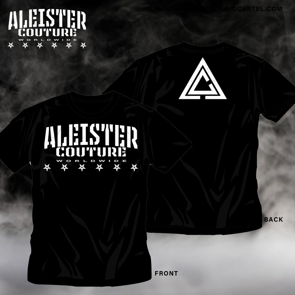 Image of Aleister Couture Worldwide Shirt