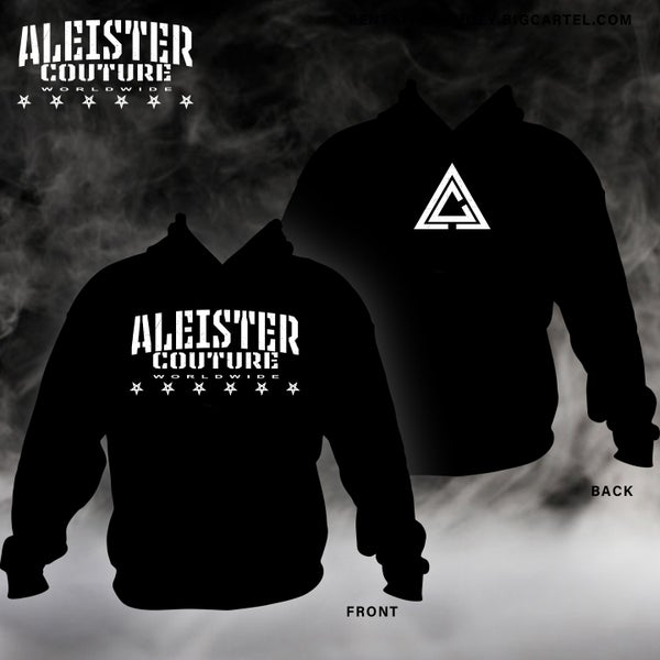 Image of Aleister Couture Worldwide Hoodie