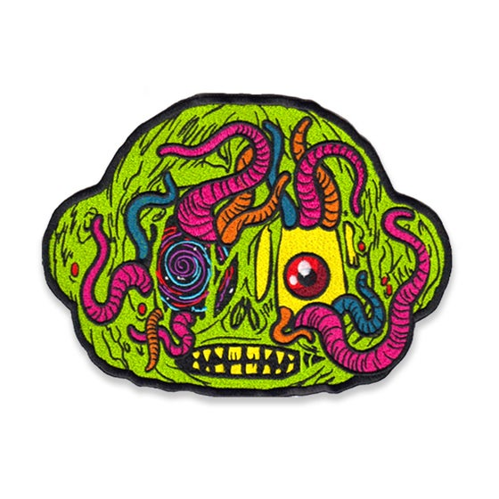 Image of Zom The Portal Monkey Jumbo Patch