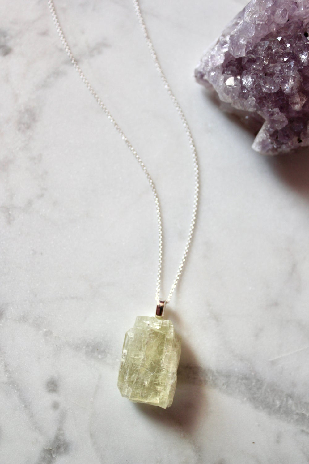 Image of Hiddenite
