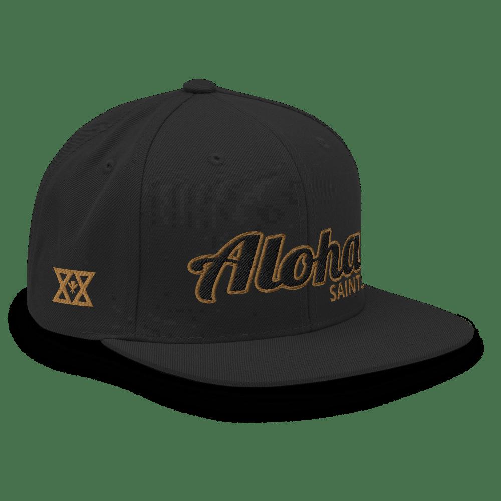 """Aloha """"Saints"""" Snapback"""