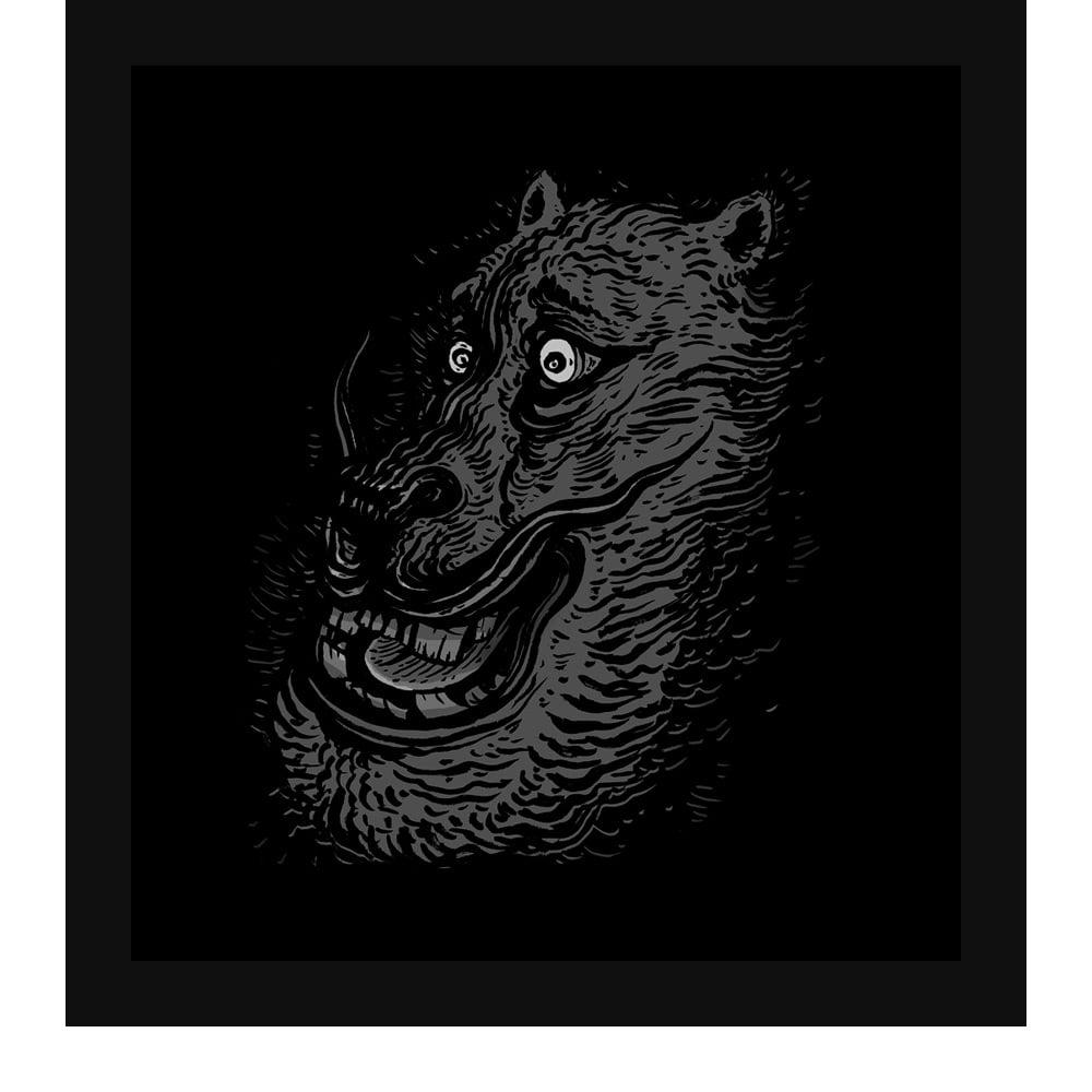 Image of Creepy Salvador (Black)