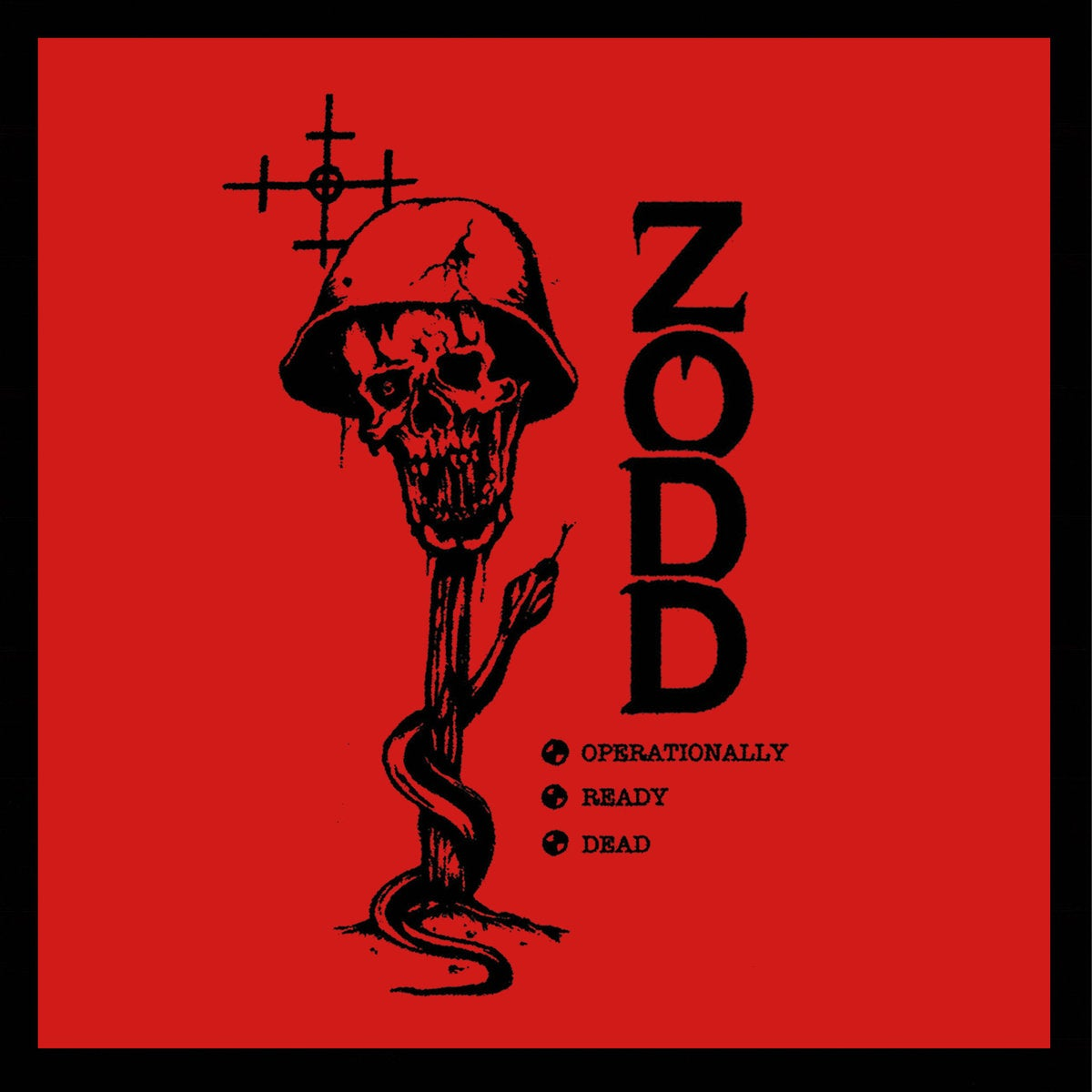 "Image of ZODD ""Operationally Ready Dead"" 12"""