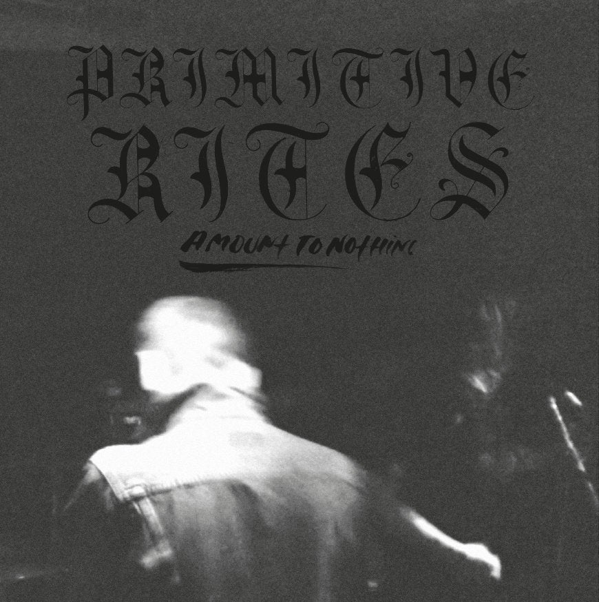 "Image of PRIMITIVE RITES """" 7"" E.P."