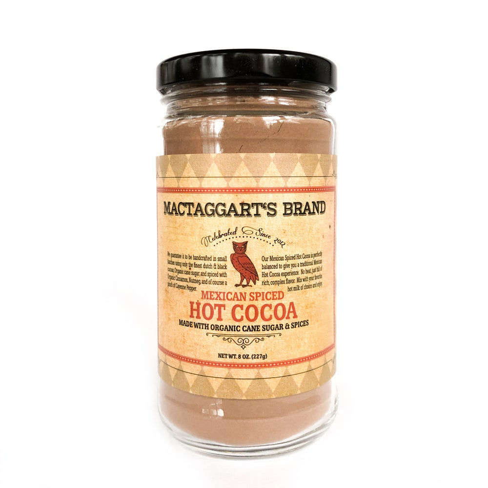 Image of Hot Cocoa - Mexican Spiced