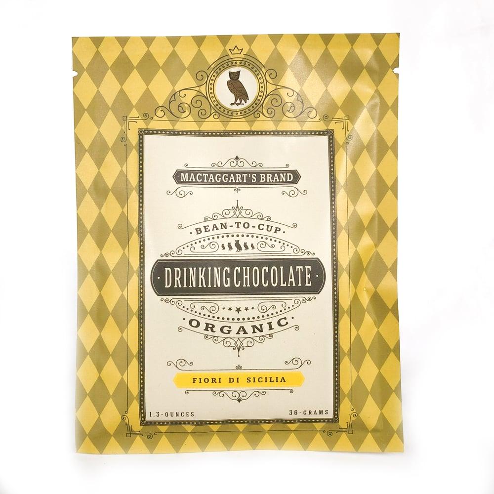 Image of Fiori Di Sicilia Drinking Chocolate - Single Serve
