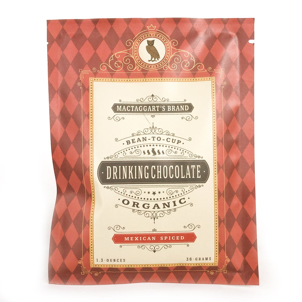 Image of Mexican Spiced Drinking Chocolate - Single Serve