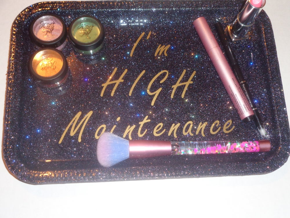 Image of Glam Makeup Trays