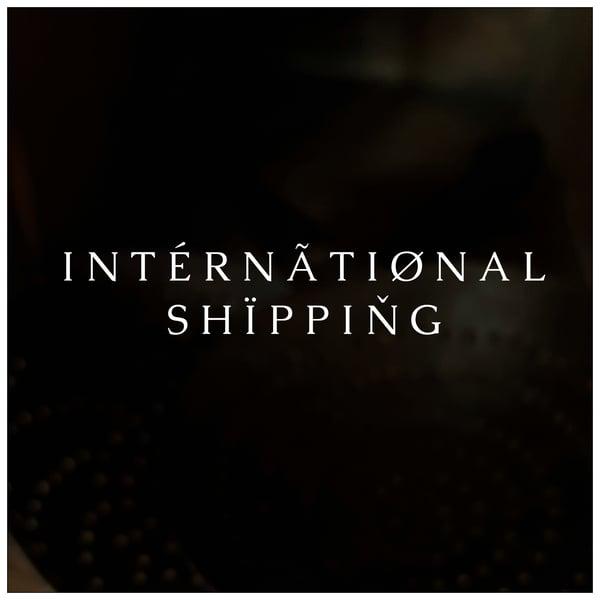 Image of International Shipping