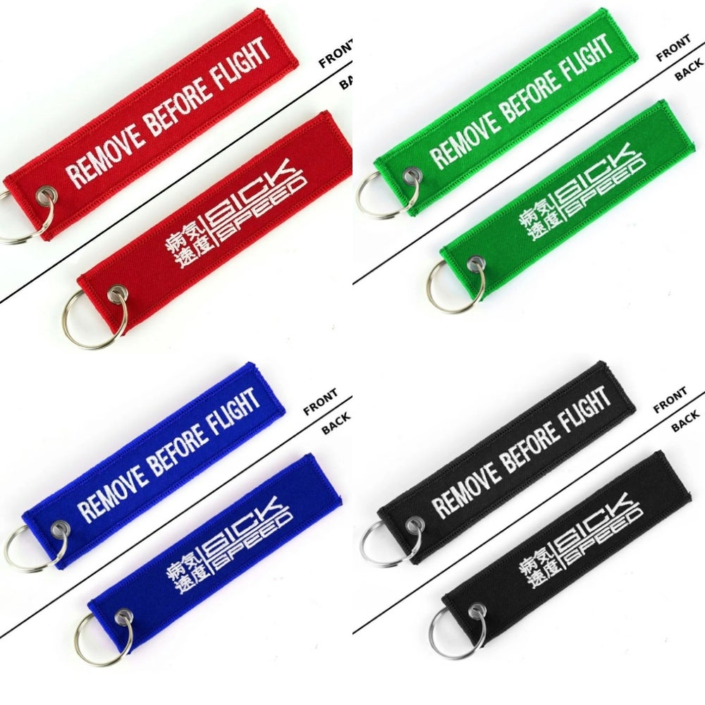 Image of Remove Before Flight Jet Tag's