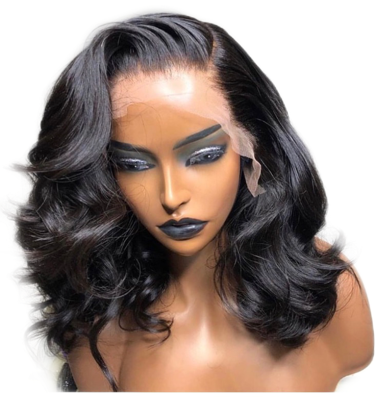 Image of Glam Gang transparent lacefront Wig (BODYWAVE)