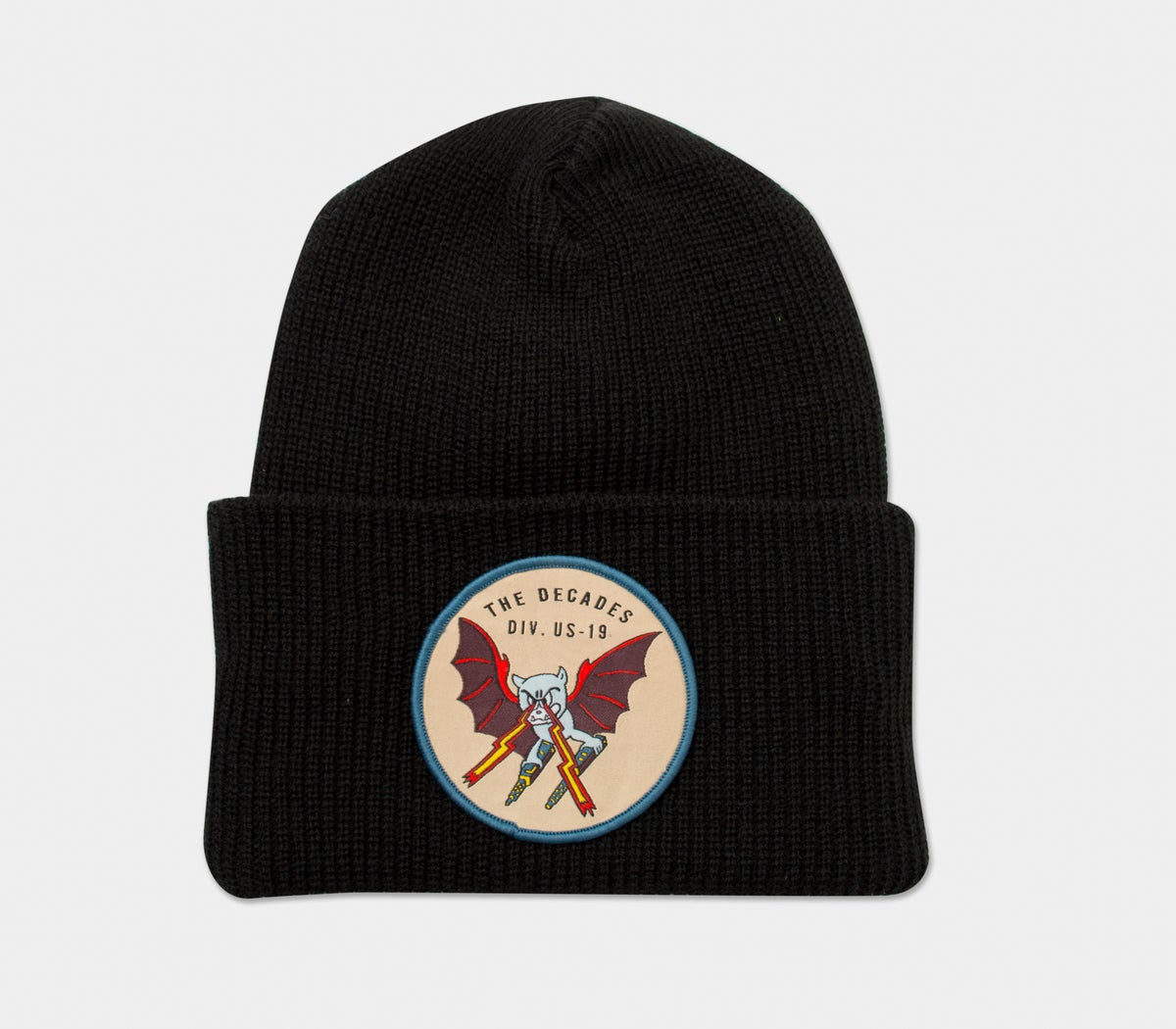 Image of Bat Outta Hell Watch Cap Beanie
