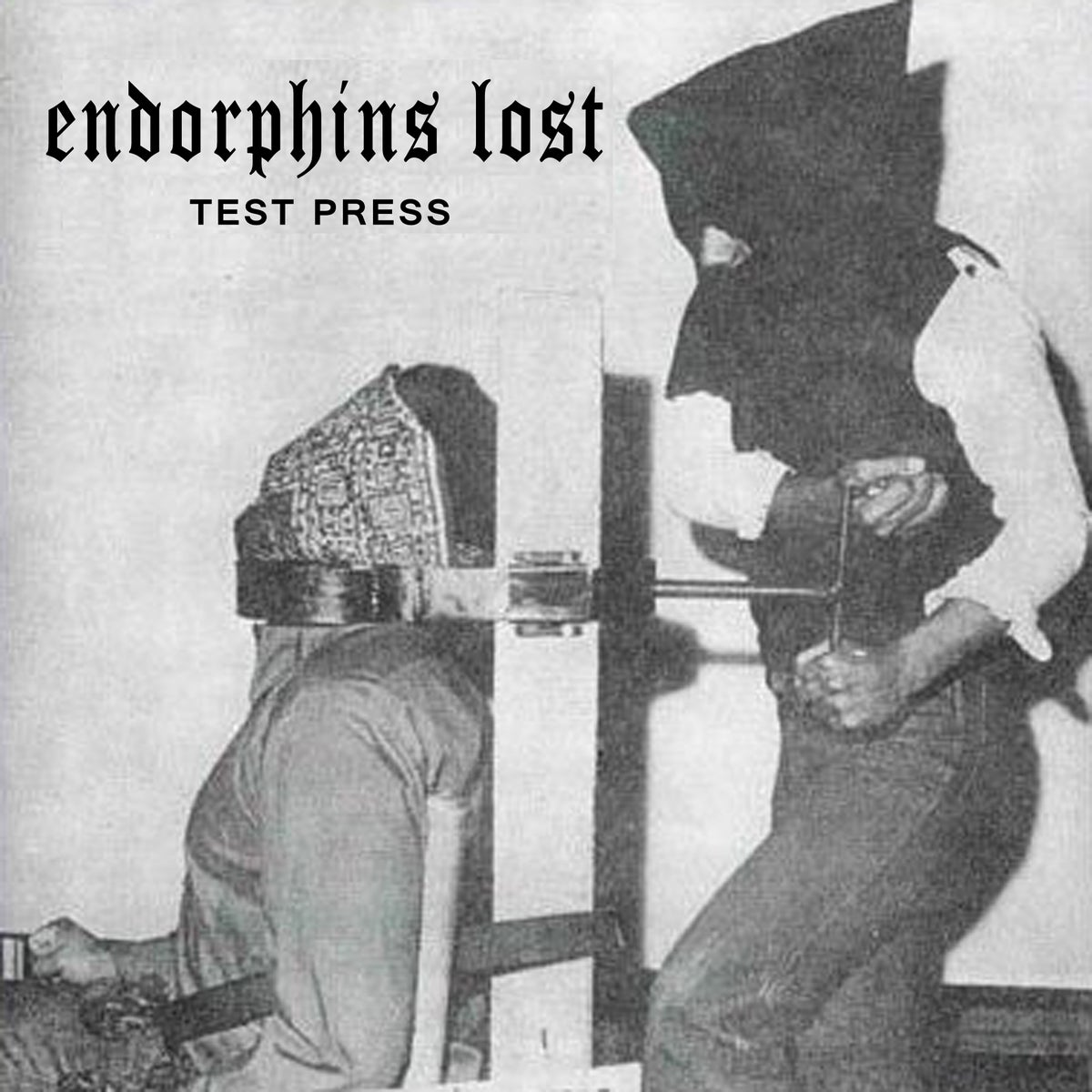 "Image of Endorphins Lost / Flvx Capacitor ""split"" 7"" (Test Press)"